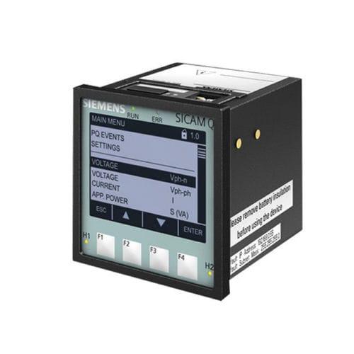 appareil de mesure de tension / de courant / de fréquence / de qualité d'énergie