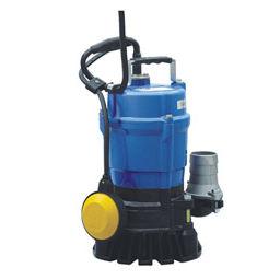 pompe d'assèchement / à eau / électrique / immergée
