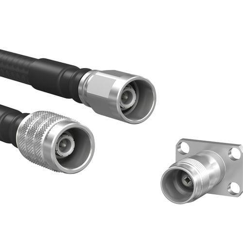connecteur RF / coaxial