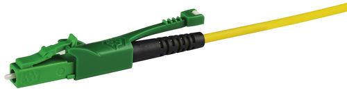 connecteur de données / fibre optique / LC / push-pull