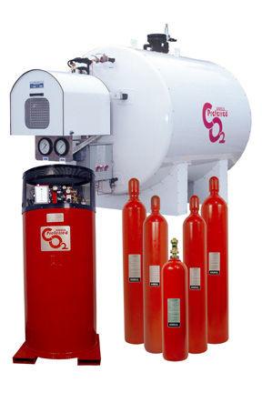 Système d'extinction d'incendie au CO2 ANSUL