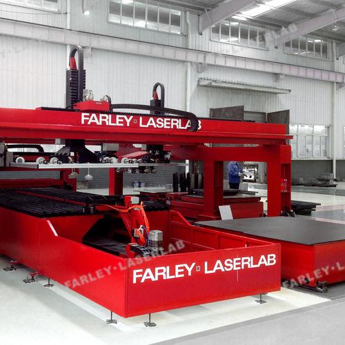 Machine de soudage laser à fibre / AC / automatique / CNC PW Farley Laserlab