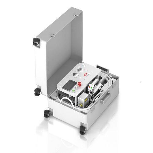 Machine de marquage laser / à intégrer / compacte / haute vitesse Farley Laserlab