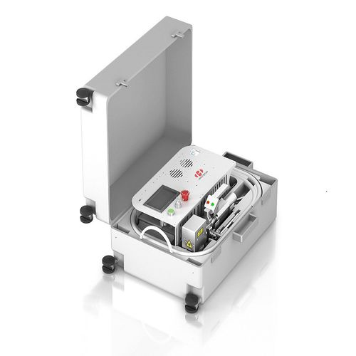 Machine de marquage laser / à intégrer / compacte / haute vitesse HG-B Farley Laserlab