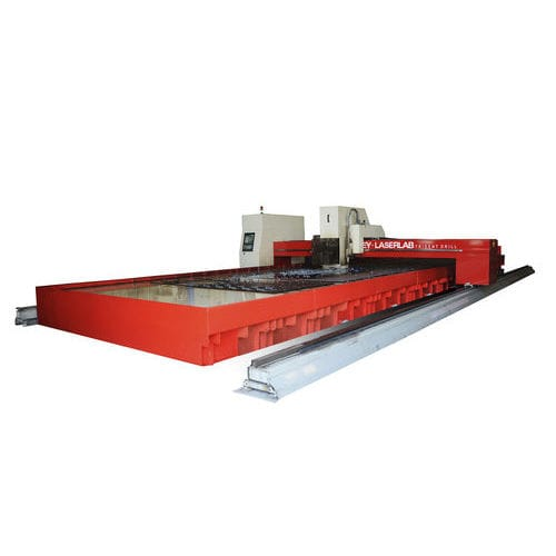 Machine de découpe d'acier / plasma / CNC / à grande vitesse CE/FDA/Trident Farley Laserlab
