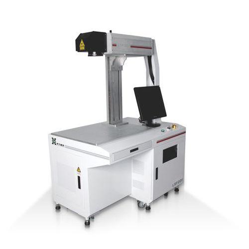 machine de marquage laser / pour composants électroniques