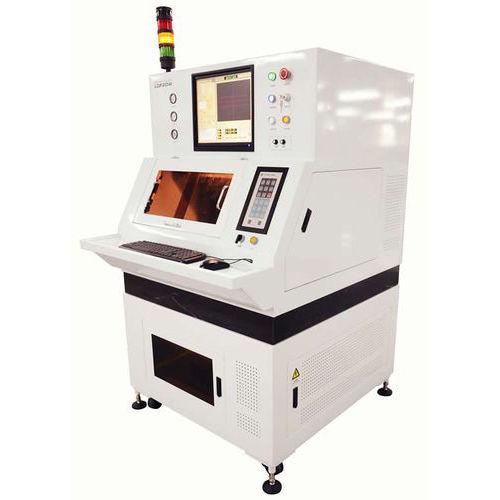 machine de découpe pour matières plastiques / par laser infrarouge / de wafer / CNC