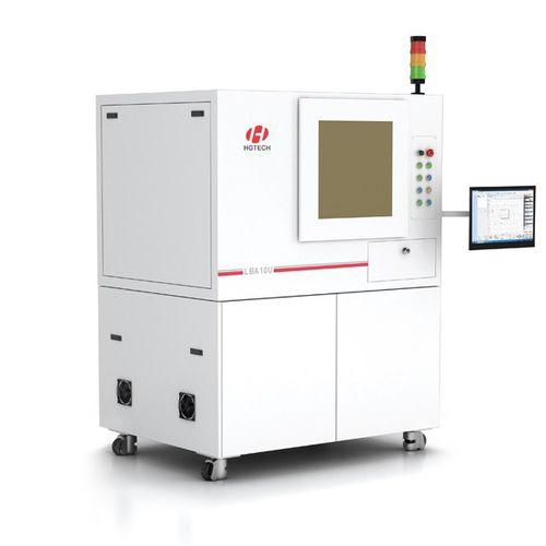 machine de découpe laser / pour PCB / contrôlée par PLC / de gravure