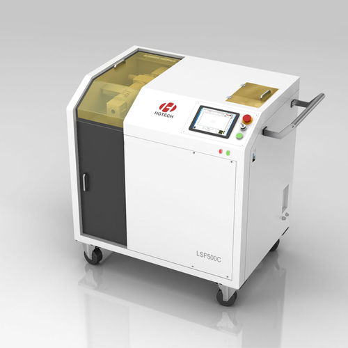 machine de nettoyage laser / automatique / à main / pour l'industrie automobile