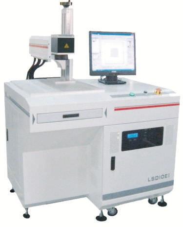 Appareil de marquage laser Nd:YVO4 LSD10EI, LSD15EI, QAC&BACL Farley Laserlab