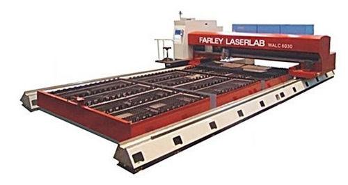 Machine de découpe d'acier inoxydable / laser CO2 / CNC / grand format WALC8020, QAC Farley Laserlab