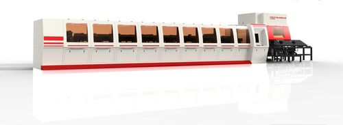 Machine de découpe d'acier inoxydable / laser à fibre / de tubes / CNC WT7535 Farley Laserlab