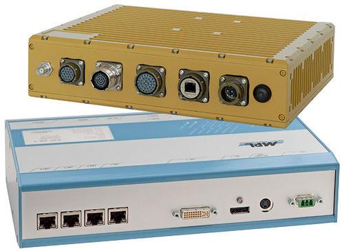 PC embarqué / box / rackable / serveur