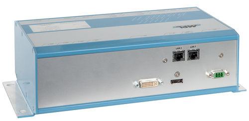 ordinateur embarqué / rackable / tout-en-un / barebone