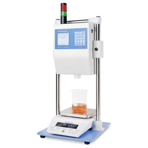 système de dosage automatique / de liquides / gravimétrique / volumétrique