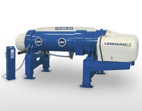 Décanteur centrifuge / horizontal / pour huile d'olive LEOPARD series Pieralisi - Olive Oil Division