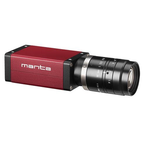 caméra pour la vision industrielle / NIR / UV-Vis-NIR / CMOS