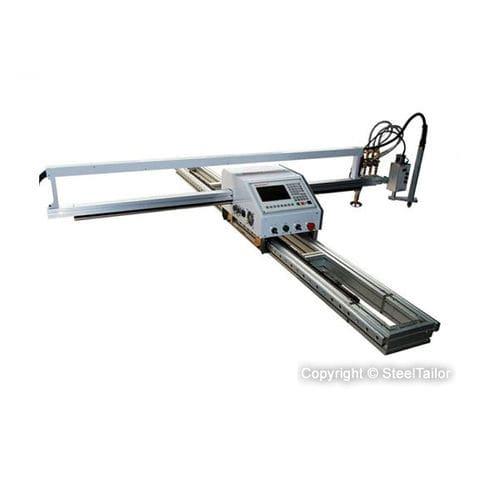machine de découpe pour métal / par oxy-carburant / CNC / portable