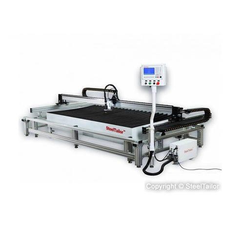 Machine de découpe d'acier / plasma / CNC / compacte SmartII SteelTailor