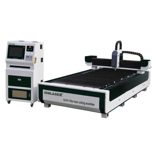 Machine de découpe d'acier inoxydable / laser à fibre / de tôle / CNC IDMLASER CLAYA V-1325 SteelTailor