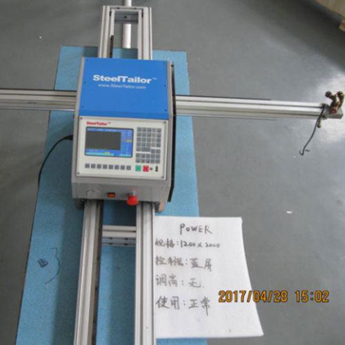 Machine de découpe de métal / par oxy-carburant / CNC / portable Power-s SteelTailor