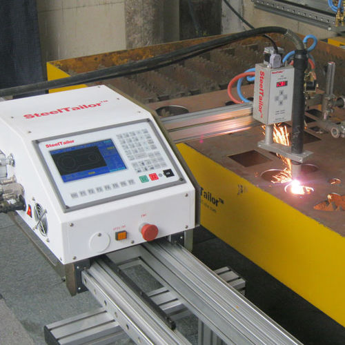 Machine de découpe d'acier / à flamme / CNC / portable Power series SteelTailor