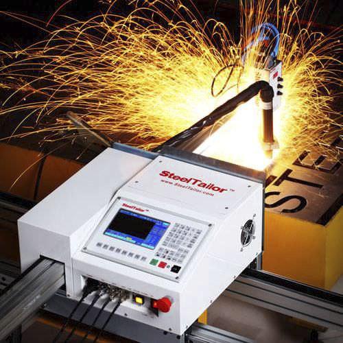machine de découpe pour acier / à flamme / CNC / à grande vitesse