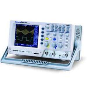 oscilloscope numérique / sur table / 2 voies