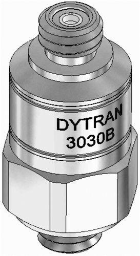 Accéléromètre triaxial / piézoélectrique / IEPE / miniature 3030B5H DYTRAN INSTRUMENTS