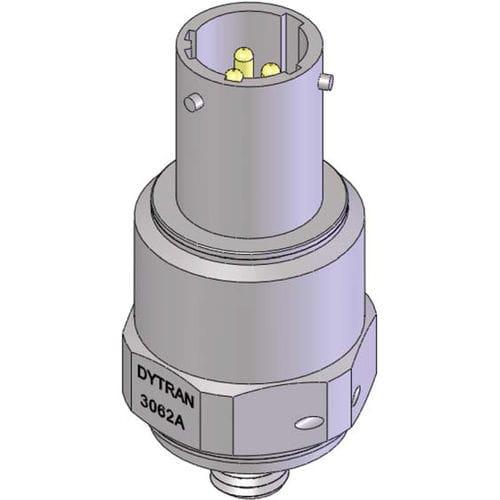 accéléromètre triaxial / piézoélectrique / IEPE / avec électronique intégrée