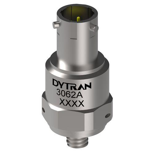 Accéléromètre piézoélectrique / triaxial / hermétique / IEPE 3062A DYTRAN INSTRUMENTS