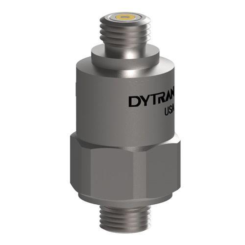 Accéléromètre piézoélectrique / triaxial / IEPE / avec électronique intégrée 3030B5H DYTRAN INSTRUMENTS