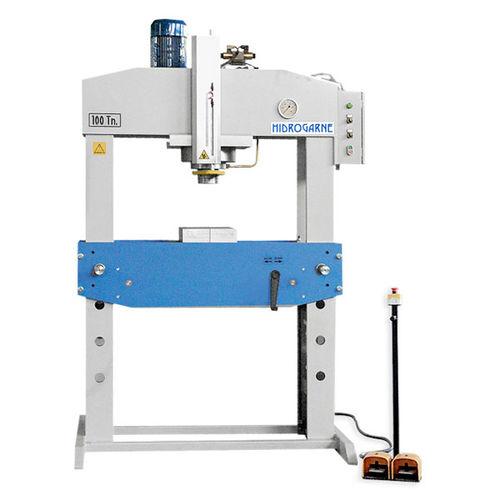 presse hydraulique / à redresser / d'emboutissage profond / de sertissage