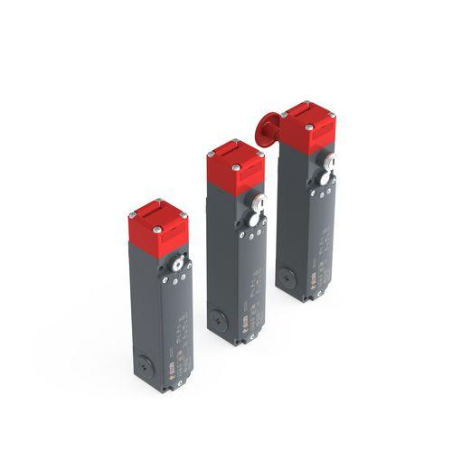 interrupteur de sécurité / tactile / multipolaire / par solénoïde