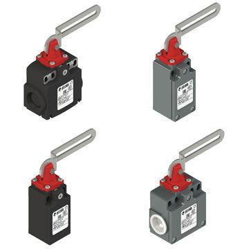 Interrupteur de sécurité / à levier / de porte FR, FM, FX, FZ series Pizzato Elettrica