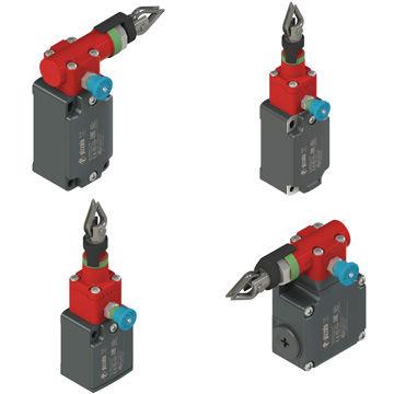 Interrupteur avec reset / à commande par câble / de sécurité / d'arrêt d'urgence FC, FD, FL, FP series Pizzato Elettrica