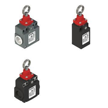 Interrupteur à commande par câble / de sécurité / IP67 FD, FL, FP, FC, FR, FM, FX, FZ series Pizzato Elettrica