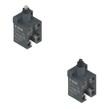 Interrupteur de position pour usage intérieur VF B series Pizzato Elettrica