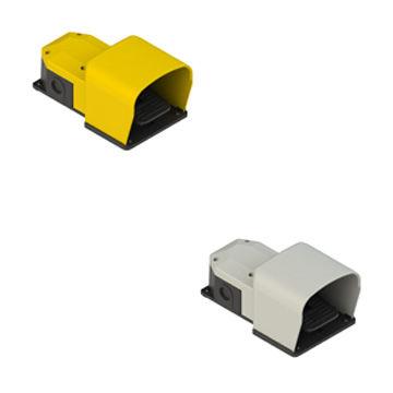 Interrupteur à pédale de commande / électrique / 1 pédale / IP65 PA,PX Series Pizzato Elettrica
