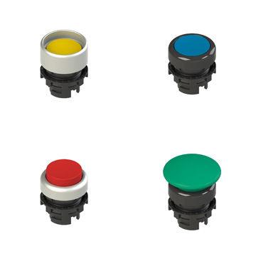 Bouton poussoir lumineux / IP67 / IP69K E2 PL Series Pizzato Elettrica