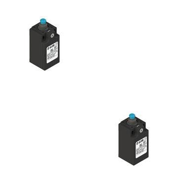 Interrupteur avec reset / manuel FR Series Pizzato Elettrica