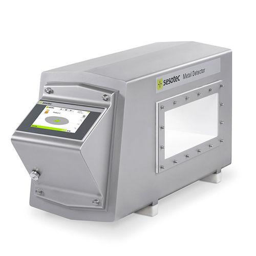 détecteur de métaux à tunnel - Sesotec GmbH