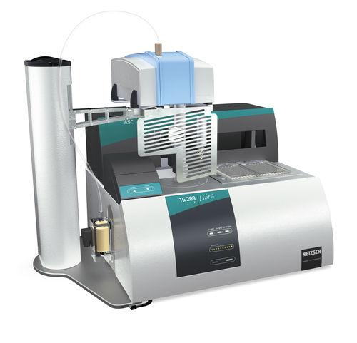 spectromètre FT-IR - NETZSCH-Gerätebau GmbH