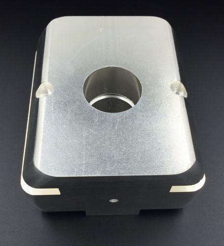 bloc de jonction à connexion à vis / pour montage sur panneau / en cuivre