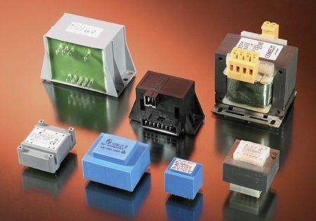 Transformateur de puissance / enrobé résine / pour circuit imprimé / monophasé Comelit s.p.a