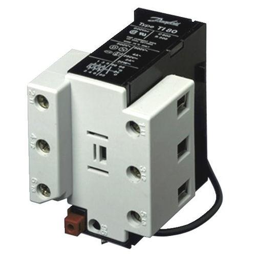 relais de protection thermique / compact / pour moteur électrique / à réarmement manuel