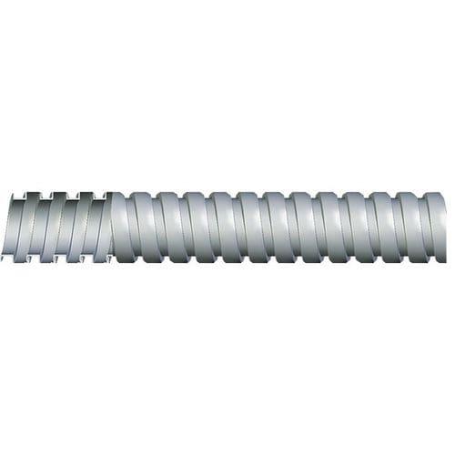 gaine de protection / spiralée / pour câbles / en acier