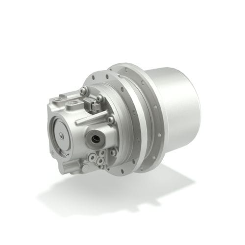 motoréducteur pour roue / hydraulique / 1 - 10 MW / > 10 kNm