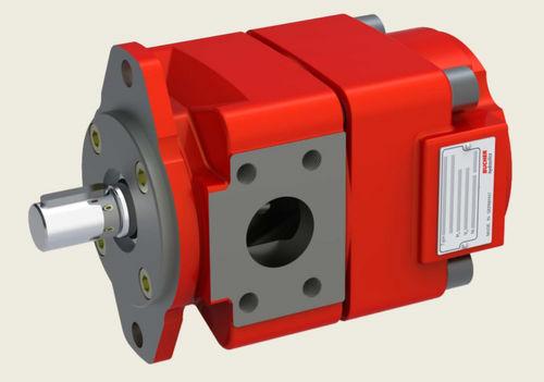 pompe hydraulique à engrenage interne / compacte / mono-étagée