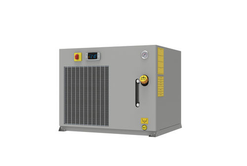 Refroidisseur d'eau / à condensation par air / à plaques brasées WLA Compact COSMOTEC